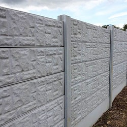 Concrete Fencing & Edging   MD O'Shea & Sons   Cork   Kerry