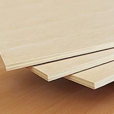 Plywood & Sheet Materials