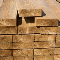 Treated Timber