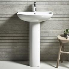 Basin & Pedestal Complete