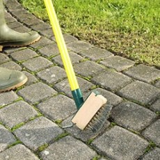 Path & Patio Cleaning