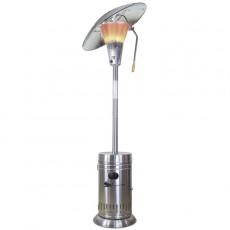 Sahara 13kw Heat Focus Patio Heater Stainless Steel
