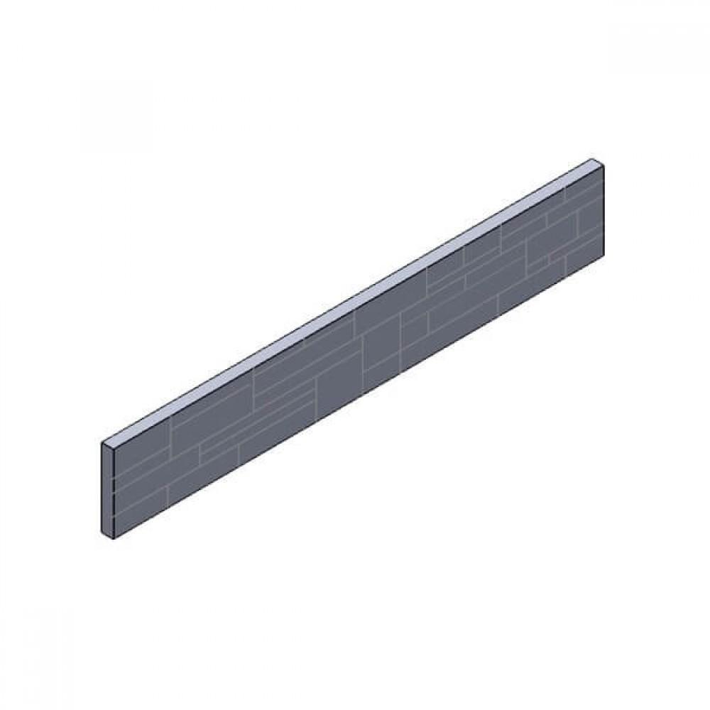 Concrete Rockfaced Panel 1800x300x50mm