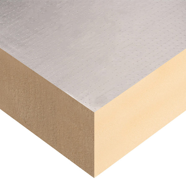 125mm polyiso underfloor insulation sheet