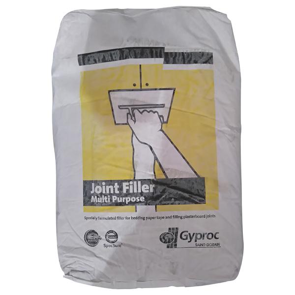 Gyproc Joint Filler 12 5kg Bag