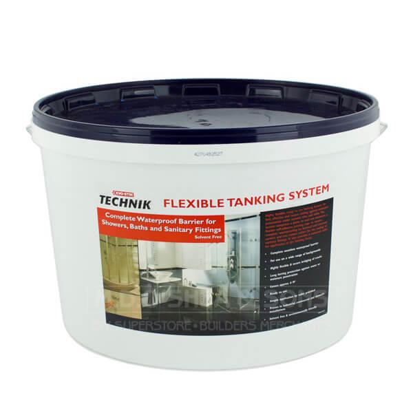 Bostik Watertite Tanking Amp Wetroom Kit